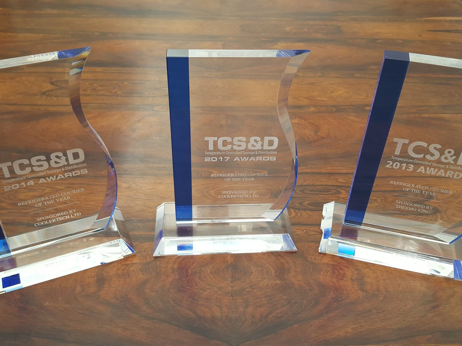 Refrigerated Courier of the Year