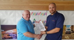 Fresh promotion for Jamie Cripwell